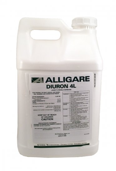 Diuron 4L Herbicide - 30 Gallons - Click Image to Close