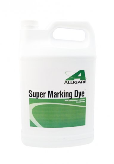 Super Turf Marker Blue Dye - 1 Gallon (Replaces Terramark) - Click Image to Close
