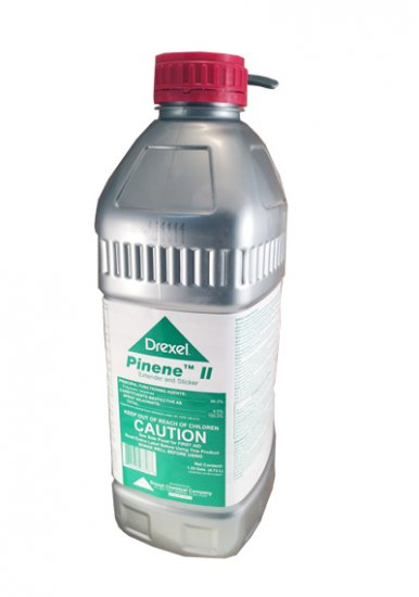Pinene II - 1.25 gallon (Sticker-Spreader-Extender) - Click Image to Close