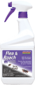 Flea and Roach Insect Spray - 1 Quart