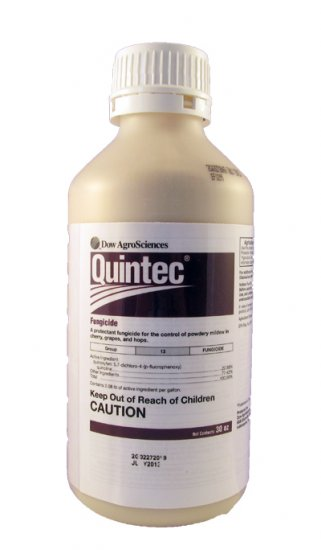 Quintec Fungicide - 30 Ounces - Click Image to Close