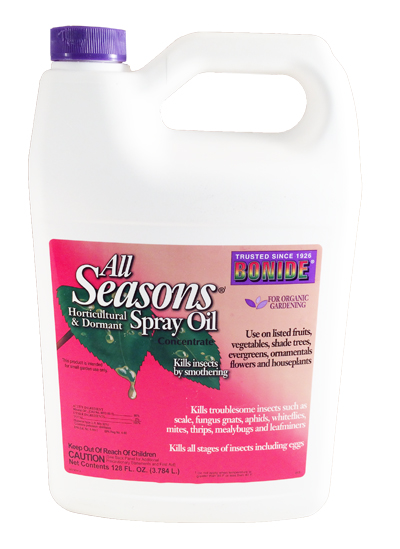 All Seasons Dormant & Summer Spray Oil - 1 Gallon