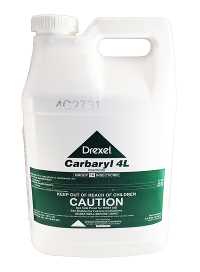Carbaryl 4L (Sevin) - 2 5 Gallons
