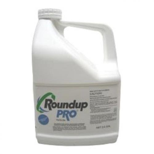 Roundup Pro Concentrate Herbicide Weed Killer - 50.2% Glyphosate with Surfactant - 2.5 Gallons - Click Image to Close