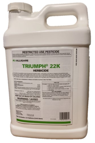 Triumph 22K - 2.5 Gallons (Replaces Tordon 22K) - Click Image to Close